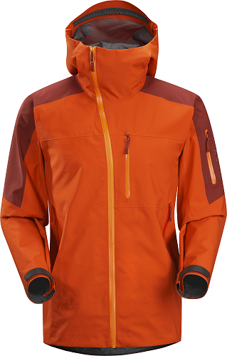 ARC'TERYX SIDEWINDER SV JACKET: KING OF THE HILL
