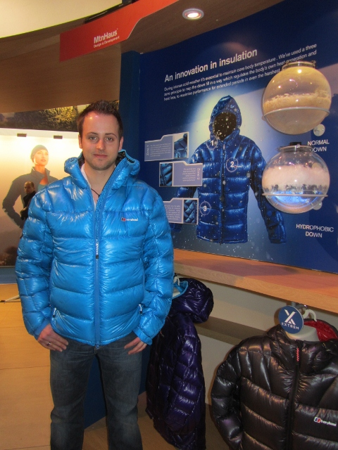 Berghaus ispo Highlight - Ramche Jacket