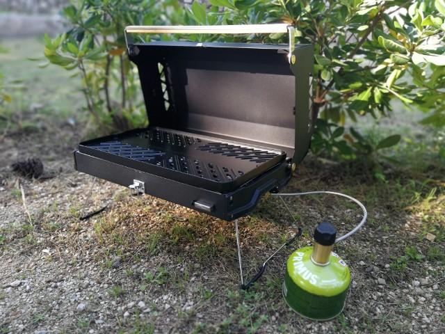 campinggrill kocher enders explorer campinggrill kaufen. Black Bedroom Furniture Sets. Home Design Ideas