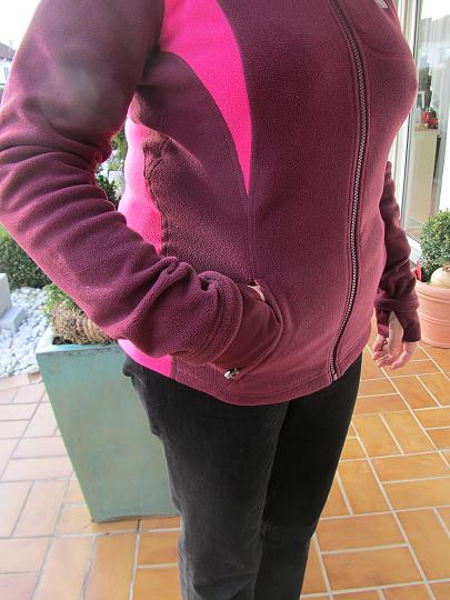 Fleecejacke The North Face 100 Sky Trail Full Zip (Women)
