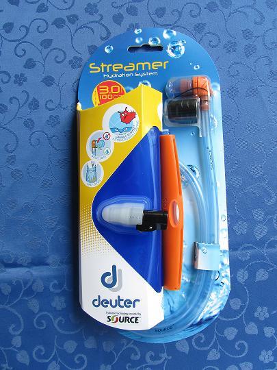 Deuter Trinksystem Streamer 3.0 l