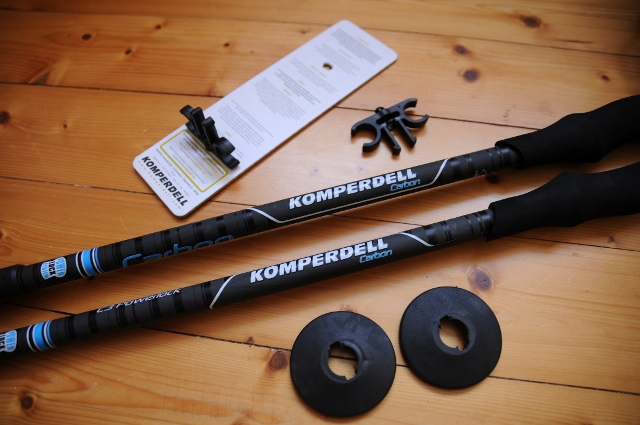 Testbericht Komperdell C3 Power Lock Carbon Men
