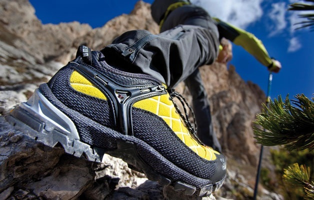 Salewa Hiking with ambition