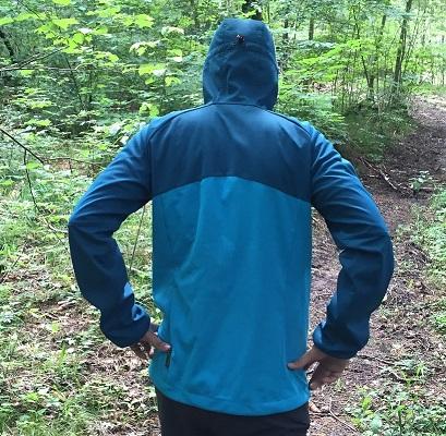Testbericht zur Jack Wolfskin Airrow Softshell Jacket
