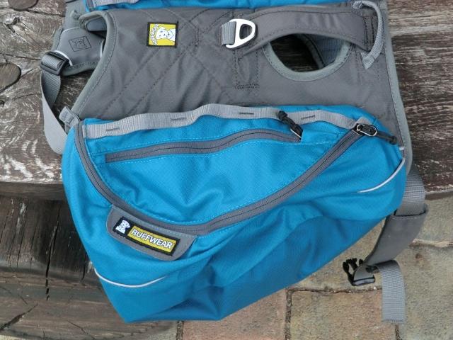 Testbericht Hunderucksack Ruffwear Approach Pack