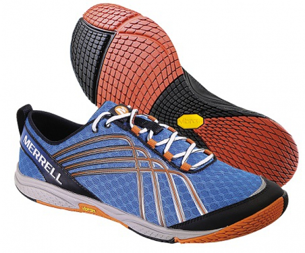 Der Merrell Barefoot Run Road Glove 2