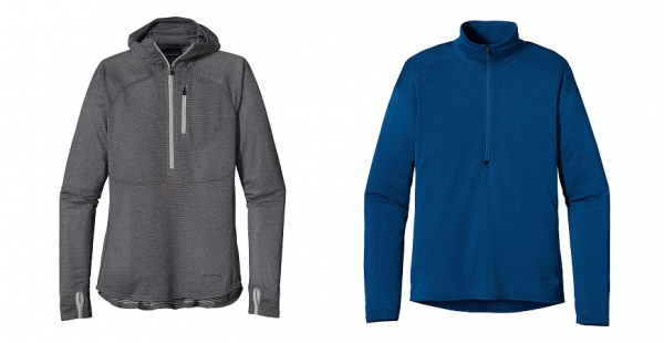 Polartec® Power Dry® High Efficiency im Capilene 4 von Patagonia