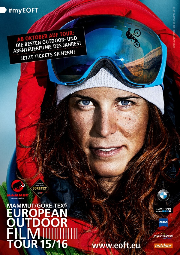 Die European Outdoor Film Tour 2015/2016