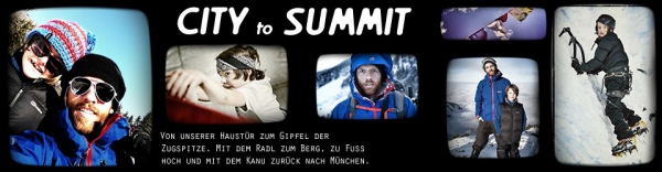 Kick Off von City to Summit am 01.06.2012