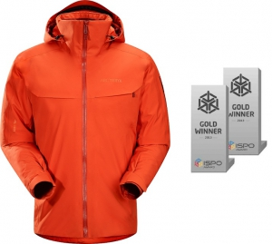 ARC'TERYX MACAI JACKET - ISPO 2013 GOLD Award