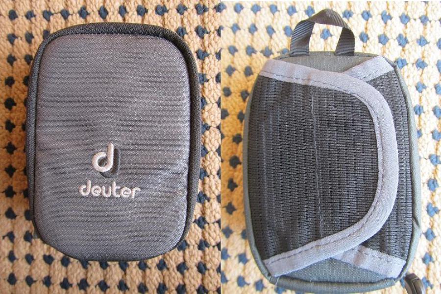 new arrival new arrive uk cheap sale Testbericht zu der Deuter Camera Case