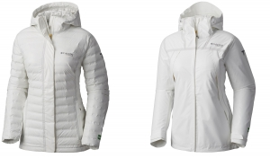 OutDry Extreme Eco Down Jacke & OutDry Extreme Eco Insulated Jacke