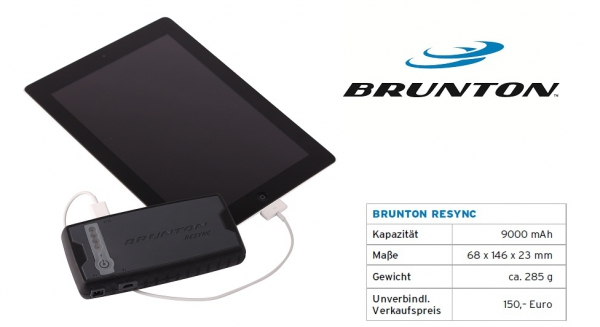 Brunton Resync Power Pack
