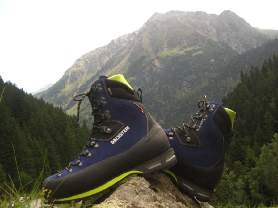 abb98b345060 Dachstein Bergstiefel - Mont Blanc GTX - im Test
