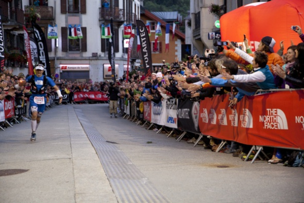 The North Face Ultra-Trail du Mont-Blanc Live-Webcast 2012