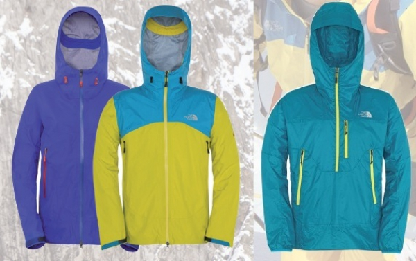 The North Face Alpine Project Outfit Sommer 2012