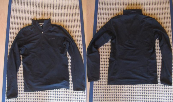 Craft Zip BM Pullover