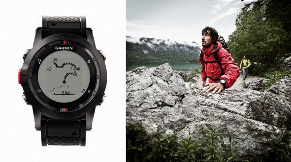 garmin fenix leistungsstarke outdoor gps uhr f r. Black Bedroom Furniture Sets. Home Design Ideas