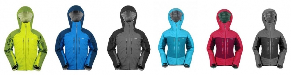 Rab Stretch Neo Jacket mit Polartec NeoShell
