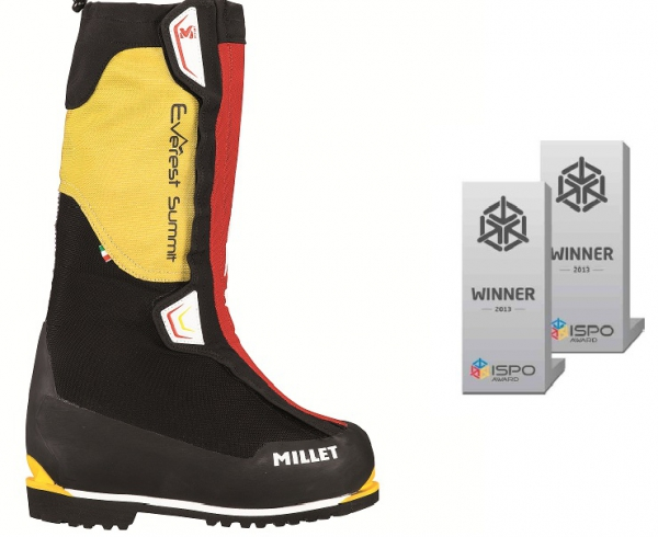 Millet EVEREST SUMMIT GTX - ISPO 2013 Award