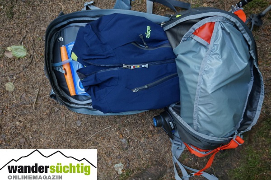 Klettersteig Rucksack : Der thule capstone 32l rucksack im test